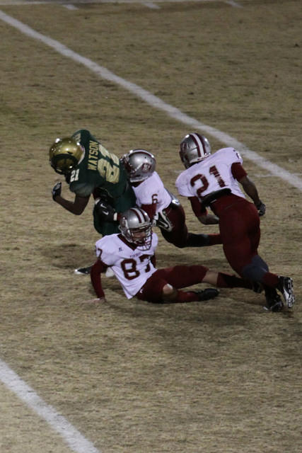 Lowndes Playoff Game 2 11