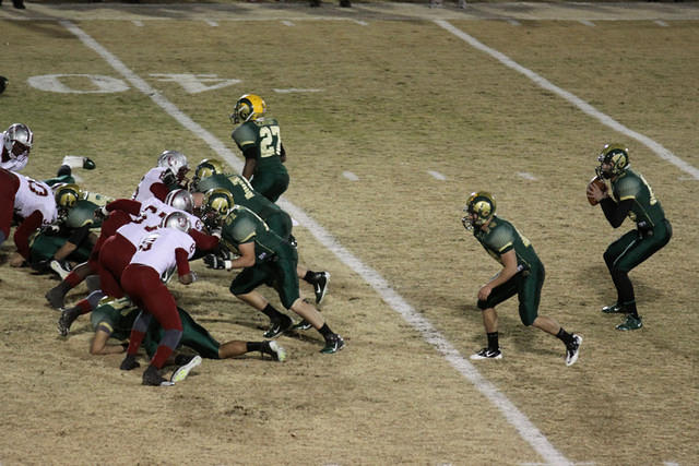 Lowndes Playoff Game 2 12