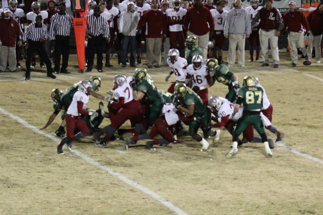 Lowndes Playoff Game 2 84