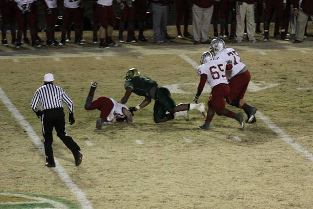 Lowndes Playoff Game 2 89